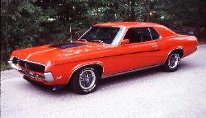 1969 1971 1972 1973 Cougar Mustang Parking Brake Pedal Trim